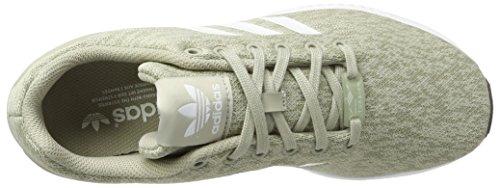 da Corsa Multicolore Uomo Flux Black adidas Core ZX Sesame Scarpe Ftwr White qtR1I