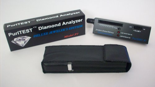 Genuine Puritest Electronic Diamond Tester Machine Jewelers Jewelry Diamond Moissanite Gems Stones ()