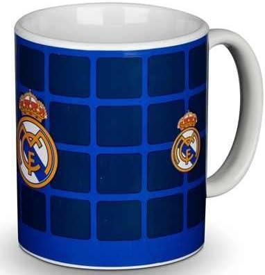 Real Madrid Logo Coffee Cup Insulated Travel Mug
