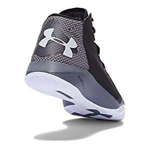 Under Armour Men's Torch Fade, Black (003)/Graphite, 10.5