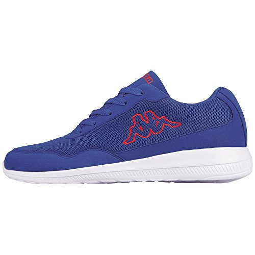 Kappa Unisexe Adulte Apollo Bleu Baskets (6020 / Rouge)