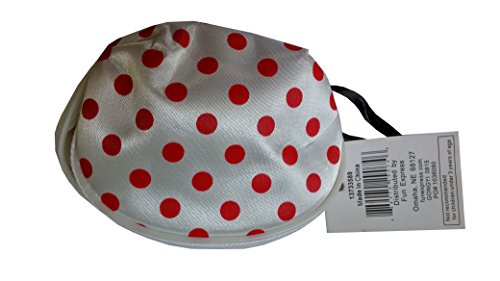 12PC Dots Zippered Coin Purse by 1000g