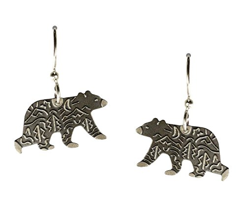 bear earrings - 9