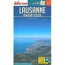 LAUSANNE RIVIERA SUISSE 2018-2019 + PLAN + OFFRE NUMÉRIQUE