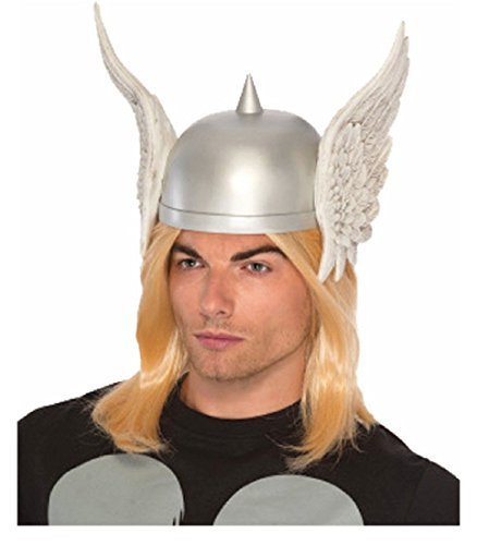 Rubie's Men's Marvel Universe Adult Thor Headpiece, Multi, One Size - Headpiece Halloween Costumes Accessories