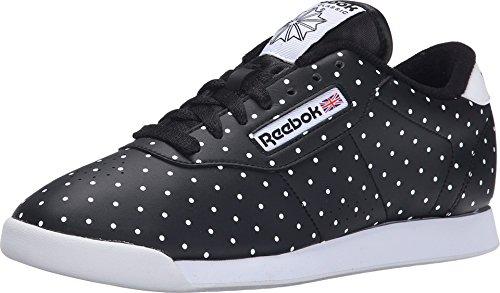 reebok-lifestyle-princess-spe-casuel-shoes-10-bm-us-black-white-polkablack