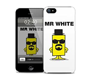 Mr White Heisenberg iPhone 5 / 5S protective case