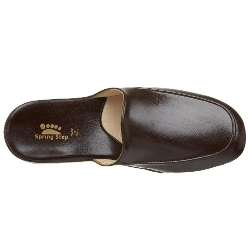 Chausson Nigel Homme Marron Étape Printemps Marron