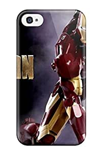 Beautifulcase Awesome Design Iron Man case cover 14UaMLfhj0d Cover For Iphone 4/4s