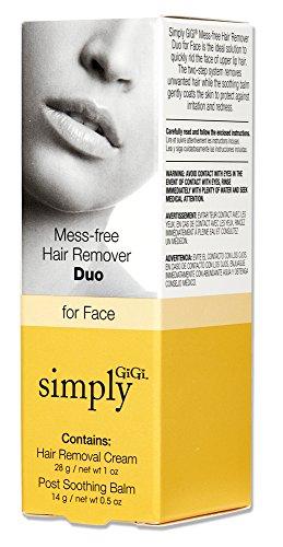 Gigi Hair Removal Cream For Face - 8