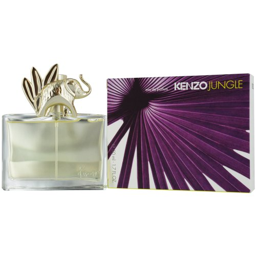 Kenzo Jungle L elephant By Kenzo For Women. Eau De Parfum Spray 1.7 Ounces
