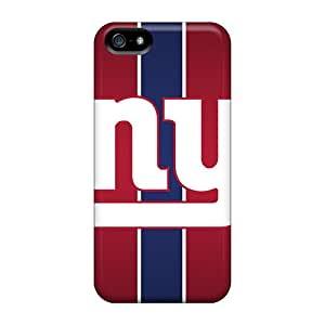 New Protective Iphone 5/5s Classic Hardshell New York Giants Cases