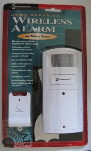 Intermatic Wireless Alarm - 3