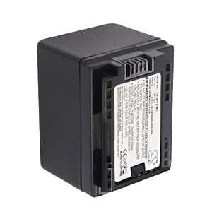 Canon BP-727 - Batería para videocámara para Videocámaras Canon HF M y HF R (lithium ion, Li-Ion)
