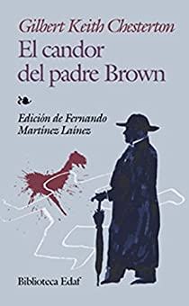 El candor del padre Brown par Chesterton