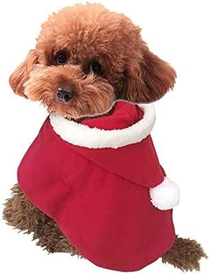 POPETPOP Disfraz de Navidad para Gatos - Capa de Navidad ...