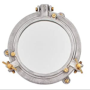 412on%2BDIlUL._SS300_ 100+ Porthole Themed Mirrors For Nautical Homes For 2020
