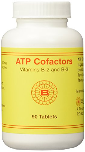 Cofactors Vitamins tablets Optimox Corporation