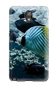 Protection Case For Galaxy Note 3 / Case Cover For Galaxy(fish)