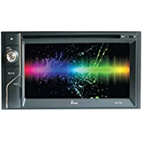 Tview D61TSB 6.1 Double Din Touch Screen with Slot DVD Player