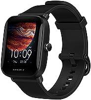 Smartwatch Amazfit Bip U Pro, Relógio inteligente com GPS integrado, bateria de 9 dias, rastreador de condicio