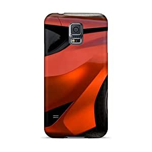 New Fashion Premium Tpu Cases Covers For Galaxy S5 - Bmw M1 Homage Concept Rear Wheel