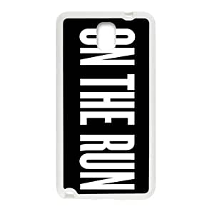 ON THE RUN Cell Phone Case for Samsung Galaxy Note3