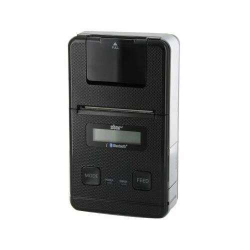 """Star Micronics 39630810 SM-S220i-DB40 Direct Thermal Printer - Monochrome - Portable - Receipt Print - 1.89"""" Print Width - 3.15 in/s Mono - 203 dpi - Bluetooth - Serial - Battery Included - LCD (Star Micronics39630810 )"""