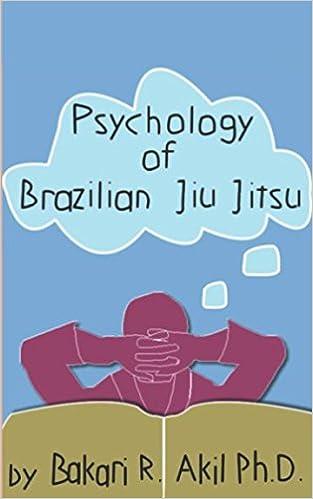 Psychology of Brazilian Jiu Jitsu Cover Art