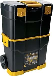 Art plast 6700r caja de herramientas cajas de for Cajas plasticas con ruedas