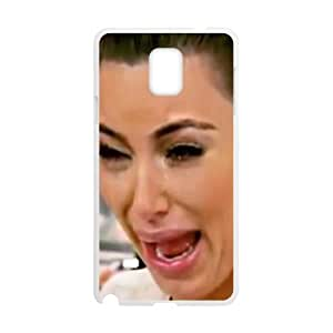 kim kardashian crying Phone Case for Samsung Galaxy Note4 Case by icecream design
