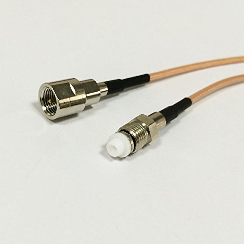 10FEET FME male to FME female jack blue RF jumper cable RG316 for GPS antenna Good Quality Fast USA Shipping