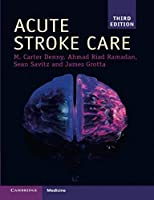 Acute Stroke Care, 3rd Edition Front Cover