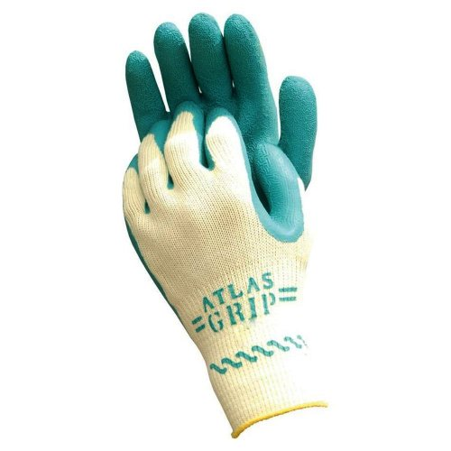 Atlas 310 Grip Multi-Purpose X-Small XS Gardening Nylon Work Gloves, 72-Pairs by Atlas (Image #1)