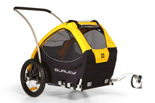 burley trailer bike - 6
