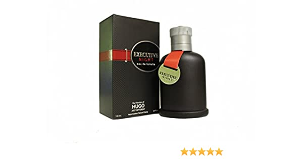 Amazon.com: Boss Executive Night Mens Perfume Eau De Toilette 100ml/3.4oz (Imitation): Beauty