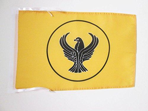 PONTIC GREEKS FLAG 18'' x 12'' cords - PONTIAN GREECE SMALL FLAGS 30 x 45cm - BANNER 18x12 in - AZ FLAG