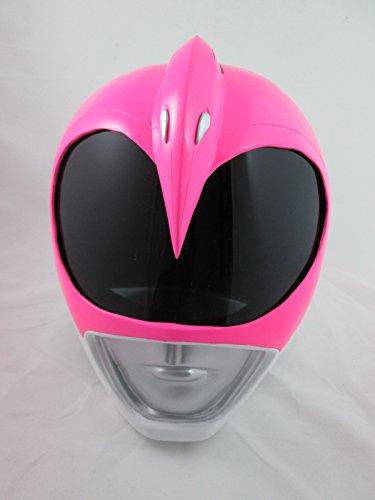 Pink Power Ranger Helmet Cosplay Life (Power Girl Costume Hot)