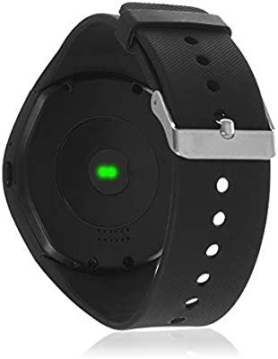 TEKKIWEAR. DMX064BLACK. Smartwatch Y1 Plus con Asistente De Voz ...
