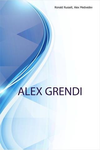 Alex Grendi, Founder & CEO