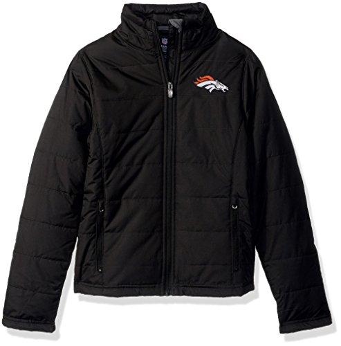 Zipper Football Nfl Jacket - NFL Girls 7-16