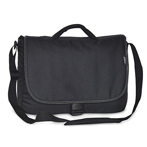 Everest Briefcase Black One Size ()