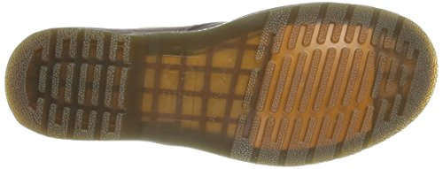 Dr. Martens 1460 Milled Smooth, Scarpe Stringate Basse Brogue Unisex-Adulto Marrone (Aztec)