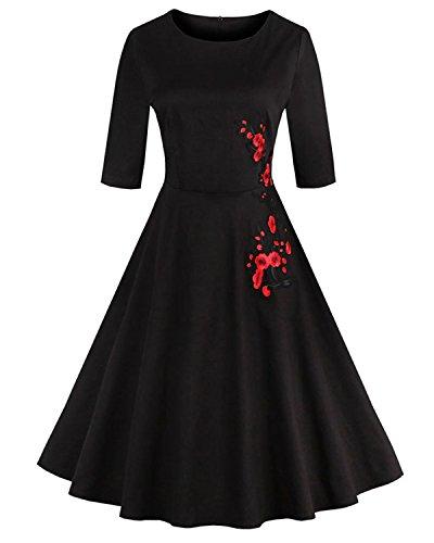 1950 cocktail dresses - 4