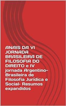 Amazon.com.br eBooks Kindle: ANAIS DA VI JORNADA