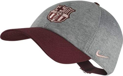 Nike FCB U Nk H86 Cap Ssnl Gorra FC Barcelona, Unisex Adulto, dk ...