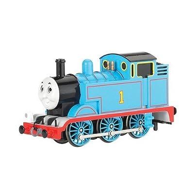 Bachmann Trains - THOMAS & FRIENDS THOMAS THE TANK ENGINE w/Moving Eyes - HO Scale: Toys & Games