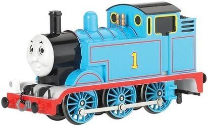 B0006KSNS0 Bachmann Trains Thomas And Friends - Thomas The Tank Engine With Moving Eyes 412otz7wu4L