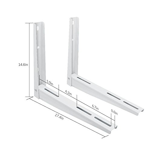 Wall Bracket Ductless Support up