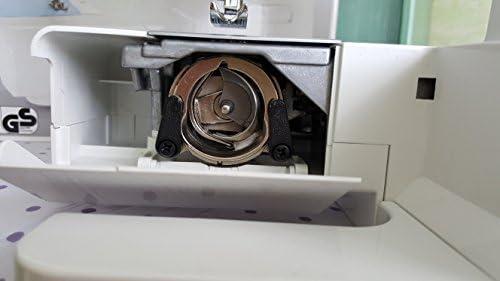 Silvercrest – Máquina de coser de brazo libre con 33 Práctico ...